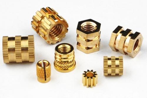 铜螺母加工|铜螺母规格尺寸批发加工厂铜螺母定制加工厂