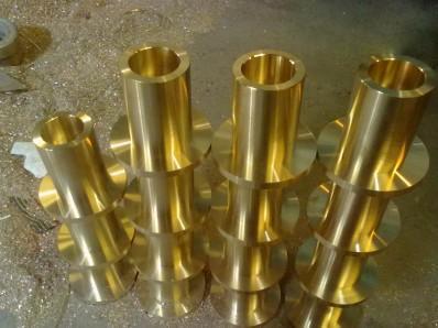 山东铜件多少钱|鑫鑫机床加工厂铜件厂家