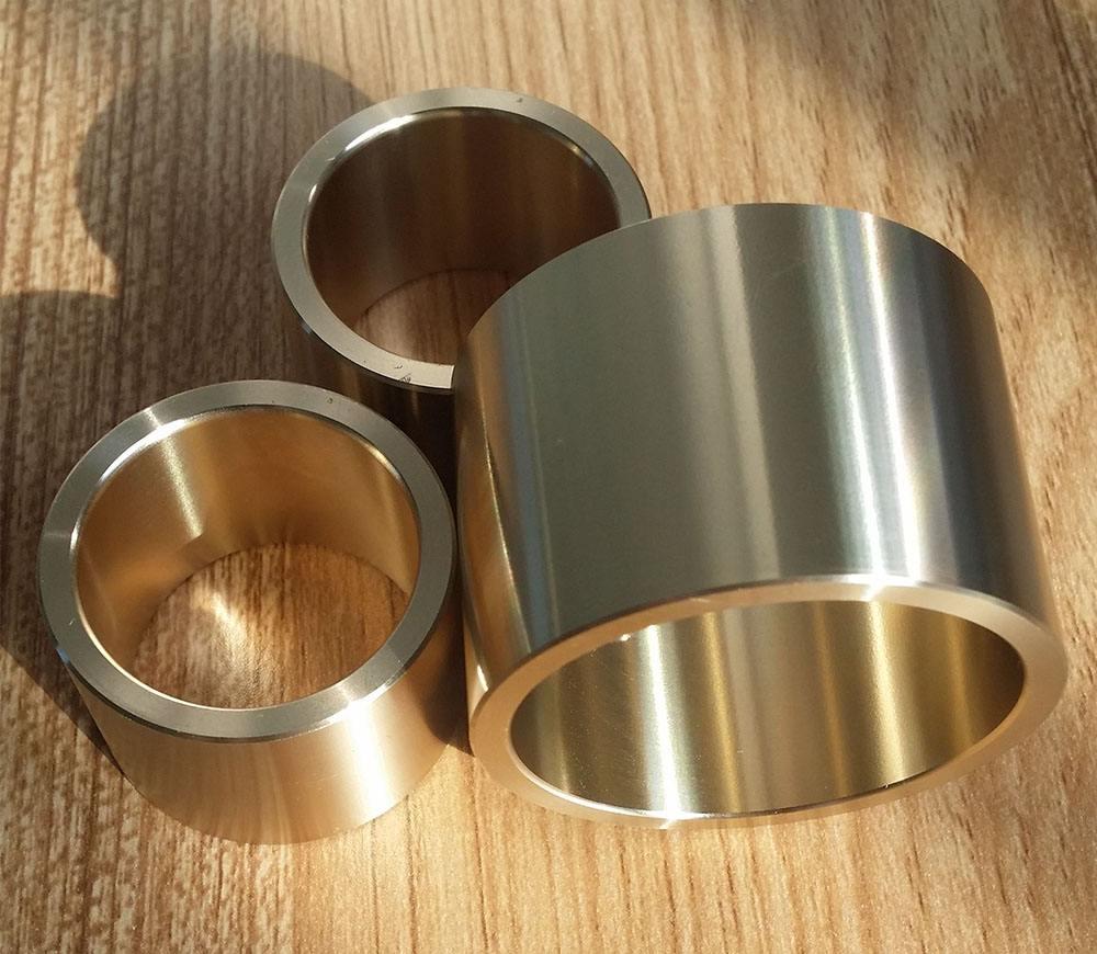 铜套定制加工价格尺寸型号批发厂