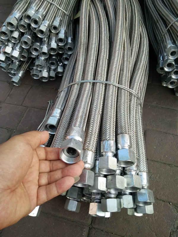 热门不锈钢金属软管-宏禄橡塑制品供应划算的不锈钢金属软管