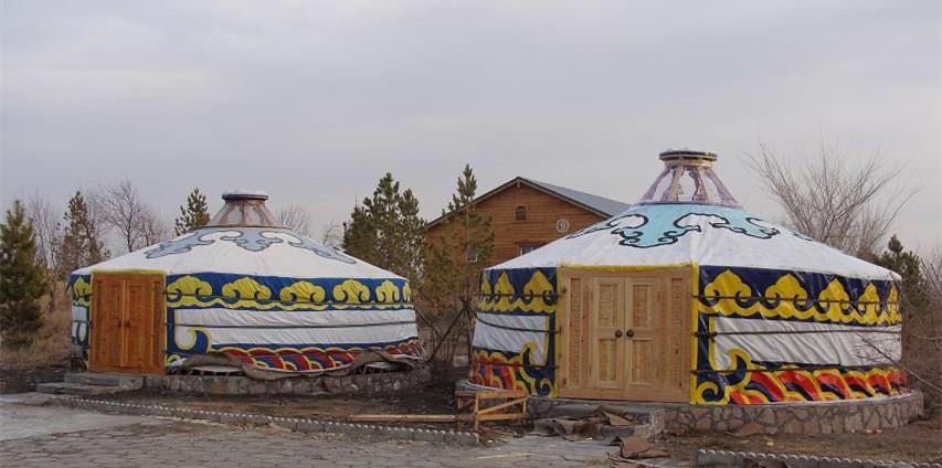 内蒙古资深的蒙古包定制公司——满洲里小型蒙古包订做