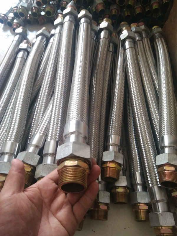 河北地区质量好的金属不锈钢软管 供应金属不锈钢软管