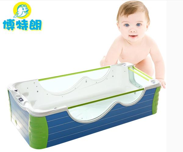 博特朗婴儿游泳馆婴幼儿浴池浴缸母婴馆设备游泳池