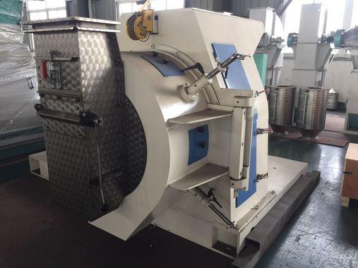 德汇SZLH400D/420D系列高效率畜禽料制粒机厂家直销