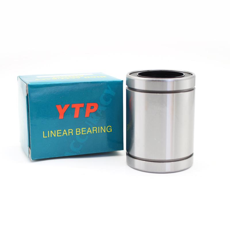 YTP直线轴承 YTP中间式对边法兰轴承LMHC10LUU