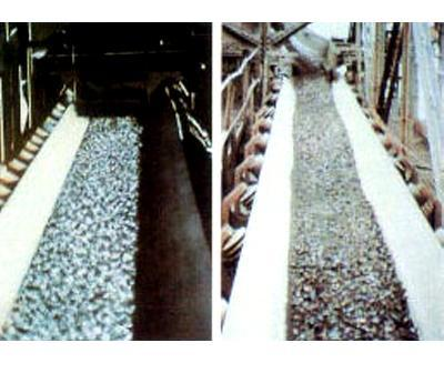 耐高温钢丝胶带 为您推荐高质量耐高温钢丝绳芯传送带
