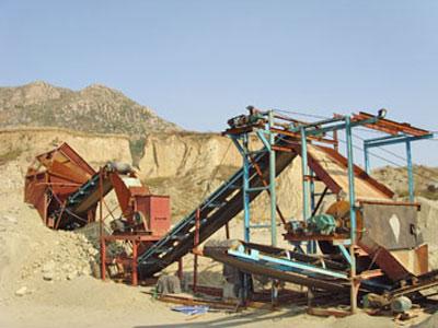 水洗沙破碎生产线价格