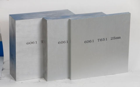 6061亮面中厚铝板6061超平板定尺零切大量现货供应