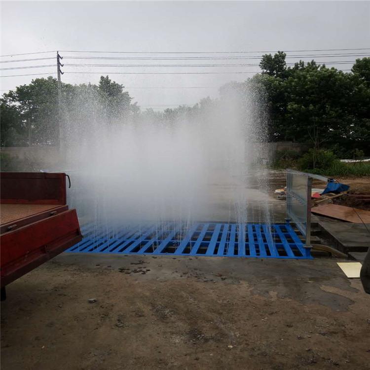 大量供应出售山东抢手的韩强工程洗轮机设备-周到的工程洗车机