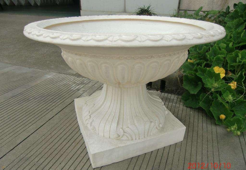 環氧玻璃鋼防腐專業供應商 沈陽定做玻璃鋼花盆