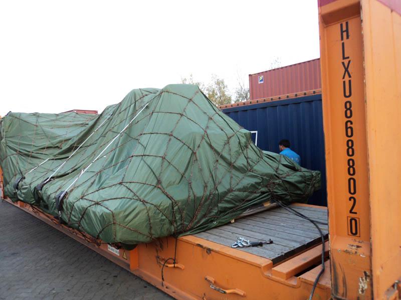 集装箱拖运哪家信誉好 集装箱拖车运输