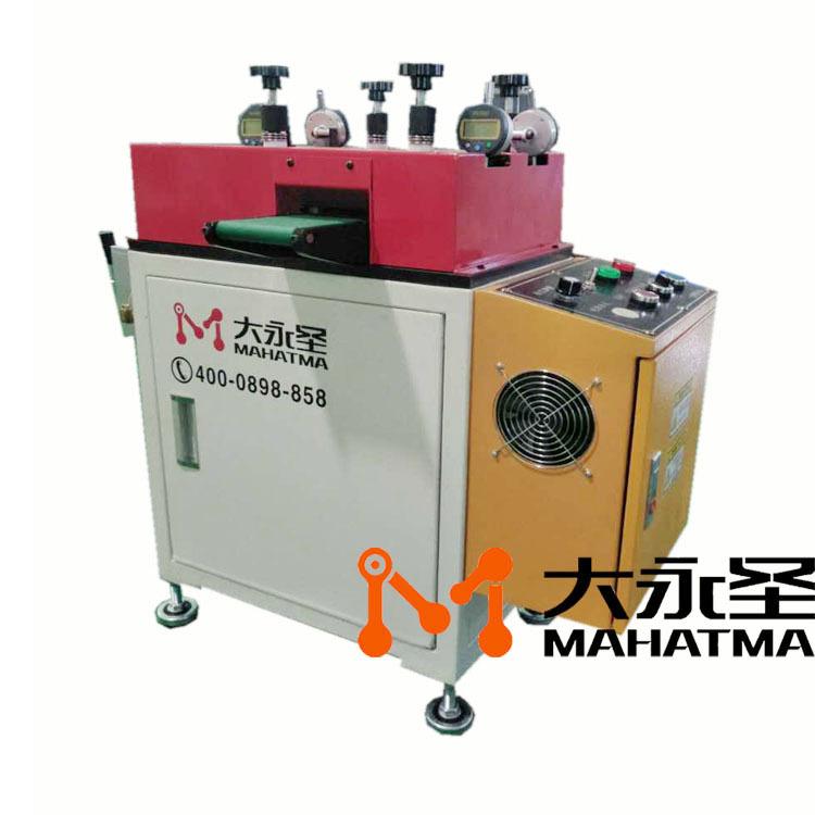 冲压零件自动整平机、零件校平机、冲压件压平机、零件矫平机