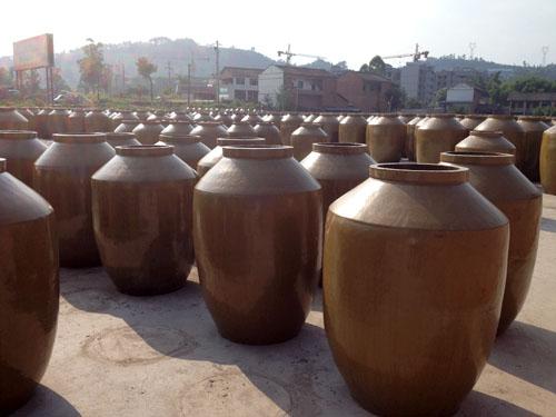 惠州报价合理的酒缸【供应】 台山陶瓷酒缸批发