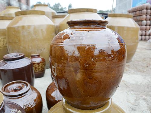 长安陶瓷酒缸厂家_哪能买到高性价酒缸