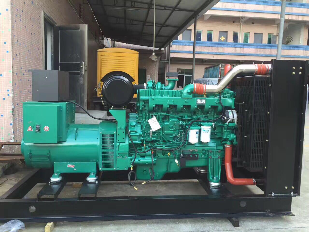 东莞市玉柴200至800KW柴油发电机组