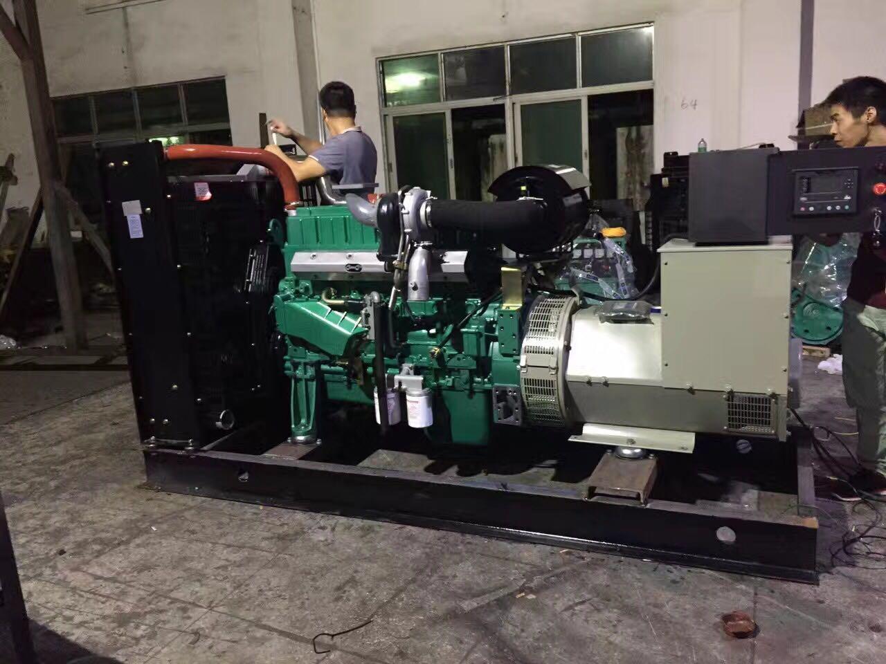 低耗油小型发电机组|新品440KW玉柴发电机组市场价格