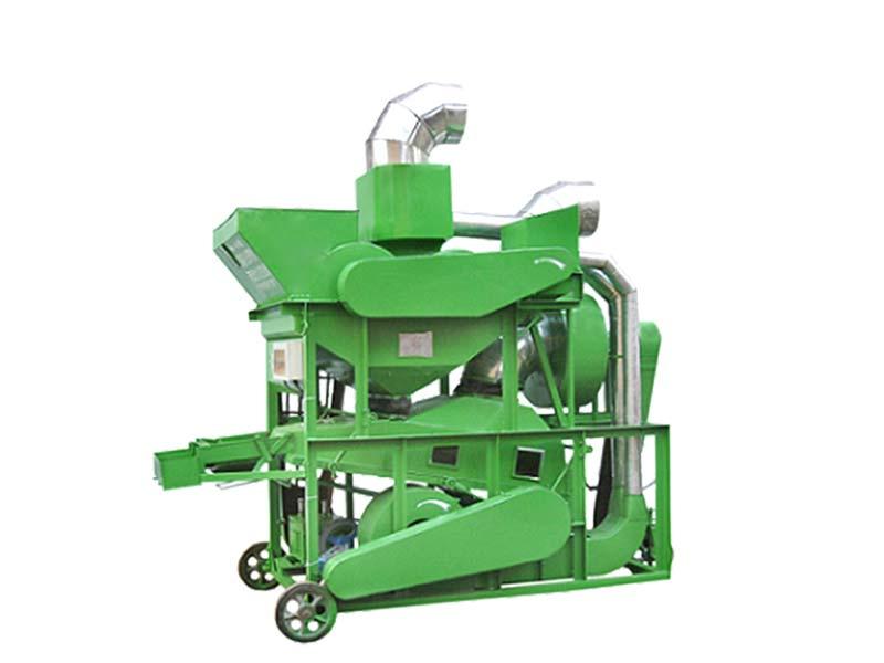 潍坊花生脱皮机-想买价位合理的花生剥壳机,就来鑫获机械