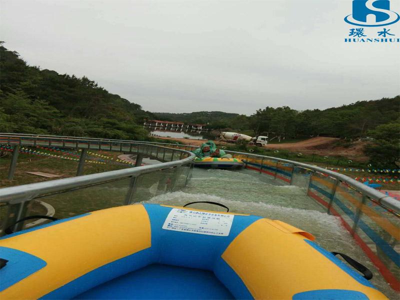 新式的玻璃滑道就在广州环水水上设施建造_玻璃滑道设计哪家好
