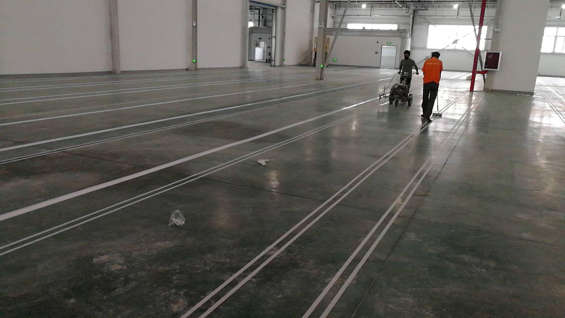倉庫畫線施工隊-北京市哪里可以買到質量好的倉庫劃線設施