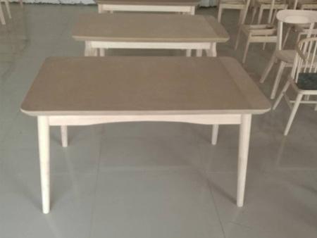 山东济南白茬餐桌椅生产基地—联投家具