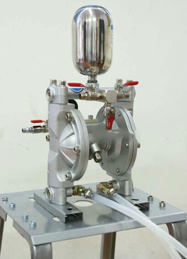 气动喷涂泵稳压阀