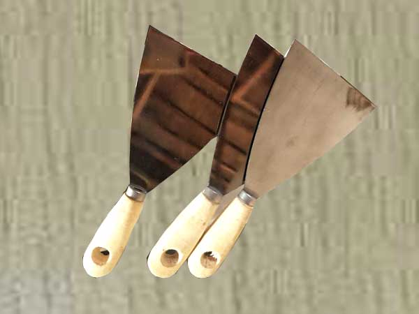 吉林不锈钢油灰刀多少钱|山东口碑好的木柄镜面油灰刀哪里有供应