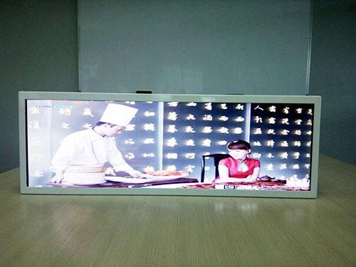 条形LCD显示器-选购LCD广告机就找东莞条形智能科技