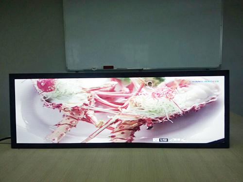 云南條形LCD顯示屏-專業條形LCD廣告機供應商當屬東莞條形智能科技