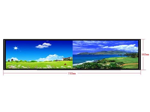 云南条形LCD显示屏-广东知名的条形LCD广告机供应商
