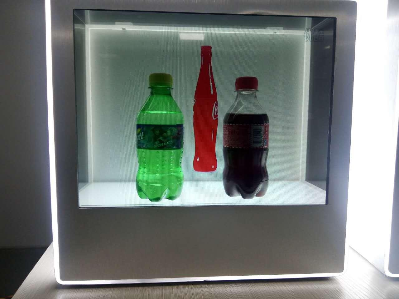 馬鞍山透明顯示器-買透明廣告機就上東莞條形智能科技