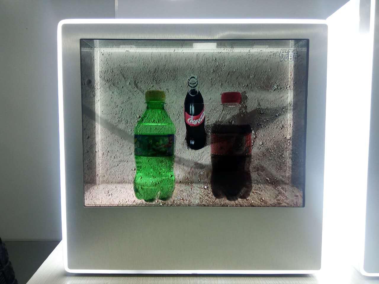 唐山透明顯示屏-口碑好的透明廣告機大量出售