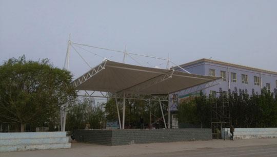 张拉膜看台 新疆专业的新疆张拉膜公司