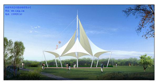 新疆景观膜结构哪家好,景观膜工程