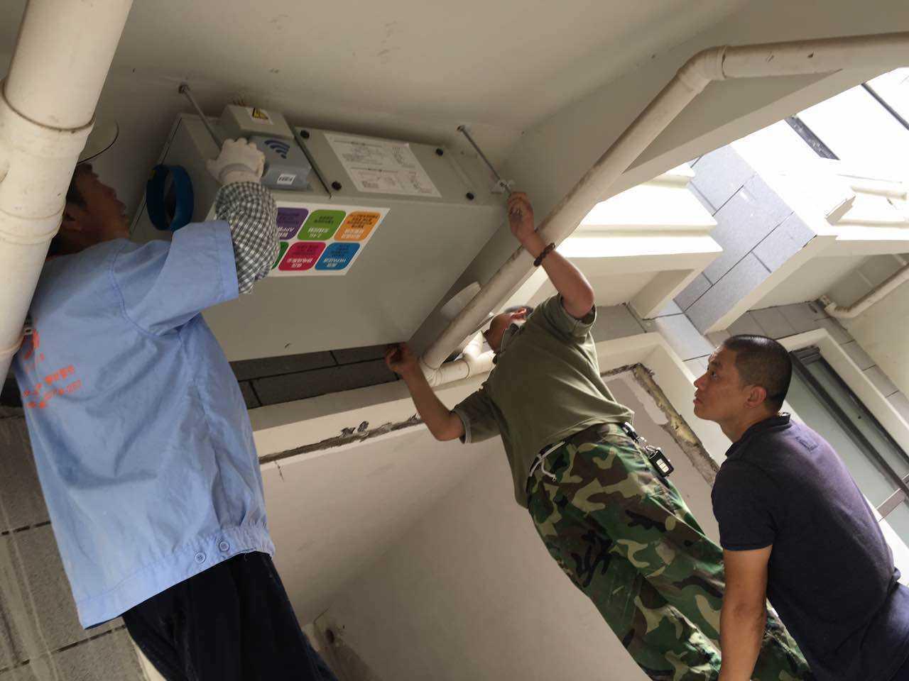 阿勒泰室内PM2.5过滤换气系统_乌鲁木齐新疆新风系统专业供应商
