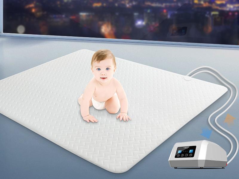 深圳新款尤搏思智能无泵水暖毯-供应,水疗毯销售