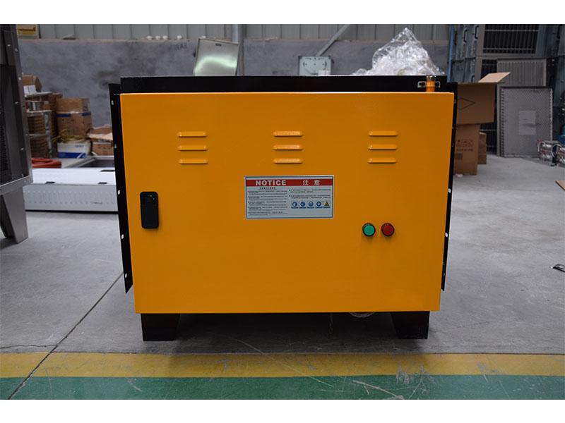 佛山哪里有供应专业的油烟净化器_广州商用厨房油烟净化器