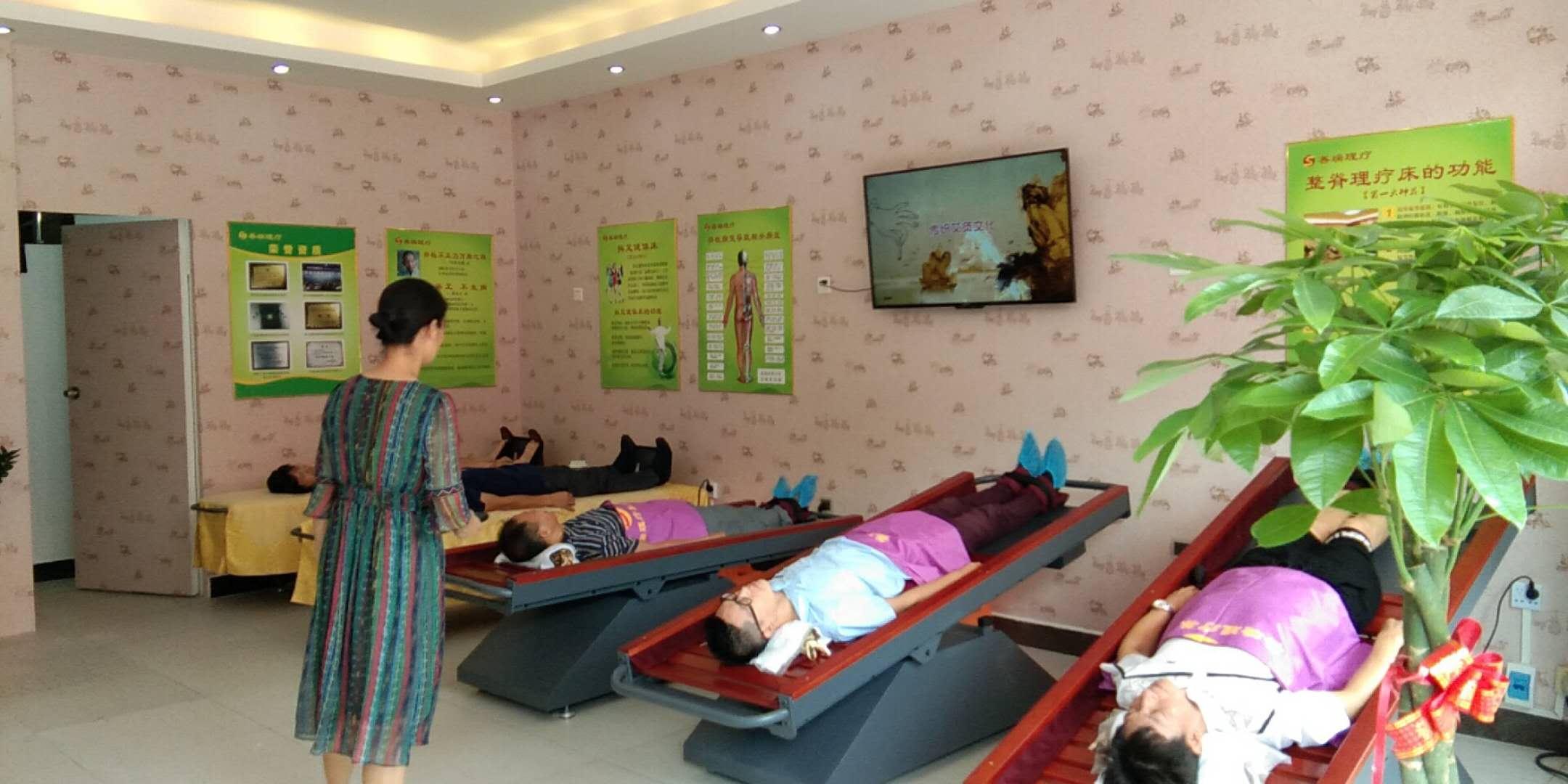 想买质量良好的脊柱梳理床,就来湖南善瑞-加盟spa养生会所