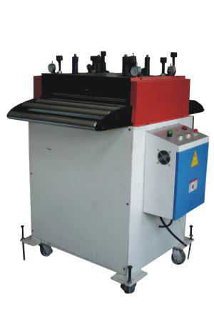 不锈钢整平机,铁板整平机,铝型材整平机,整平机厂家