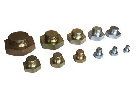 宁波外六角锥螺纹螺塞公司 肖镇汽车配件厂质量可靠的外六角直螺纹螺塞出售