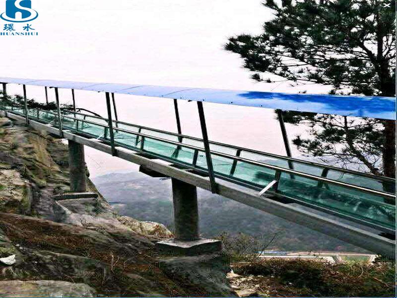 玻璃滑道设计|广州玻璃滑道上哪买