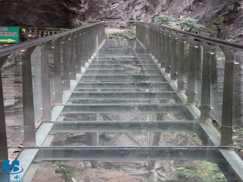 广州哪里买玻璃栈道-玻璃栈道设计