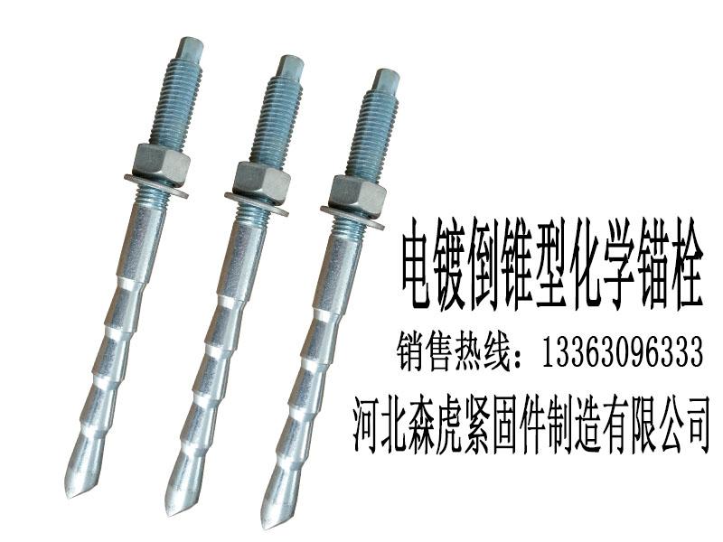 8.8级倒锥型化学锚栓/河北优质的8.8级倒锥型化学锚栓