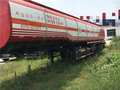 优质二手运输半挂车供应商推荐|二手散装水泥罐车置换