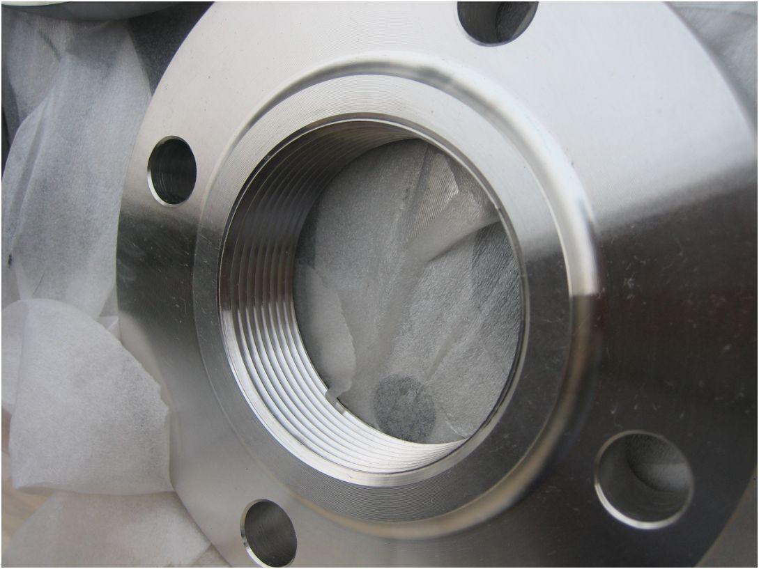 滄州地區實惠的絲扣法蘭 廠家供應大型不銹鋼絲扣法蘭訂做