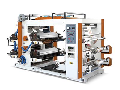 桥式柔版印刷机