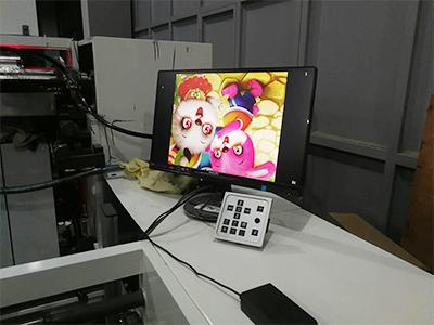 卫星式柔版印刷机