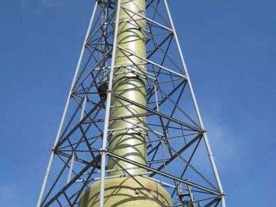 河北盛润玻璃钢脱硫塔供应价位合理的耐酸碱玻璃钢烟囱_山西耐酸碱玻璃钢烟囱