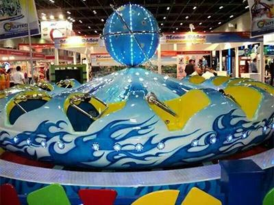 游乐设备哪家好-艺童游乐_海洋魔盘品质优良