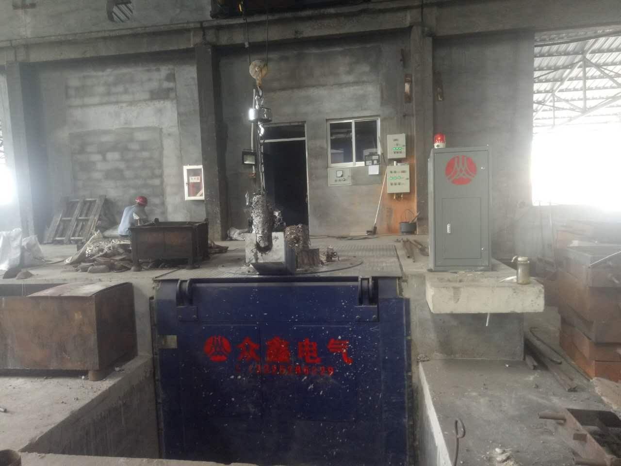 中频熔化炉