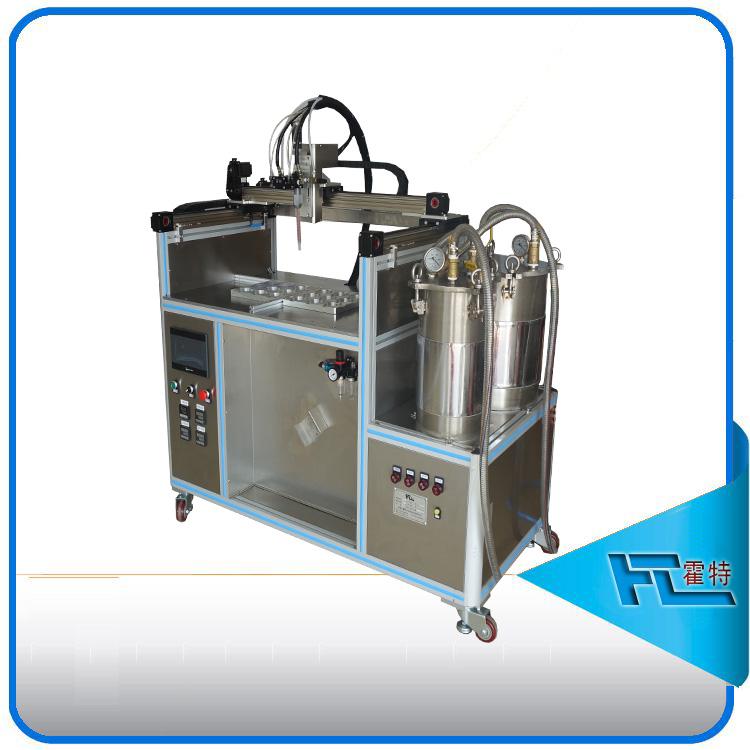 灌胶机 自动灌胶机 AB双液灌胶机厂家-东莞市霍特自动化设备